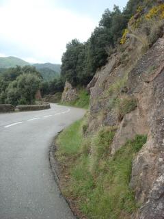 tienäyte Pyreneiltä