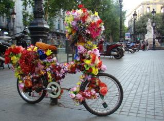 Barcelona, kesäkuu 2009