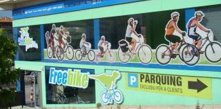 Freebike Blanes
