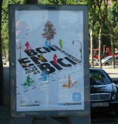 Barca on pyöräilykaupunki