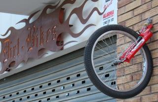 Oikea pyöräkauppa - suljettu