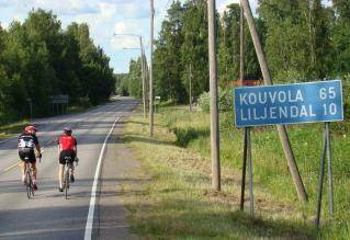 Koskenkylä 17.7.2009