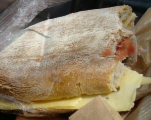 Edam-juustoa Edamissa