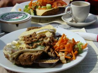 aamiainen Dordrechtissä