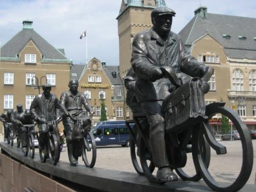 Västerås, Sverige, augusti 2008