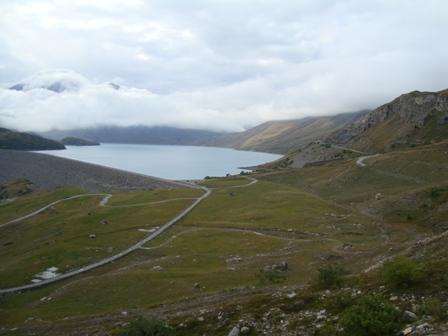 Mont Cenis -järvi