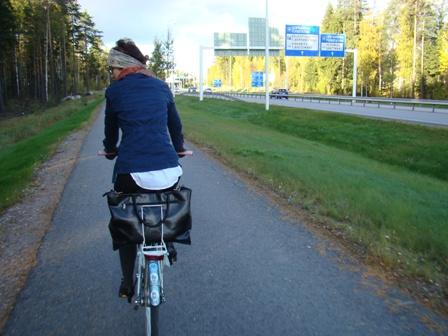Matkalla Tukholmaan