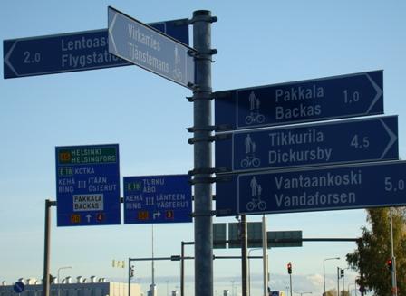 Missä on Helsinki?