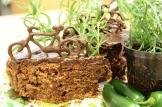 Punaviini-suklaakakku - tämä hehkuviinillä