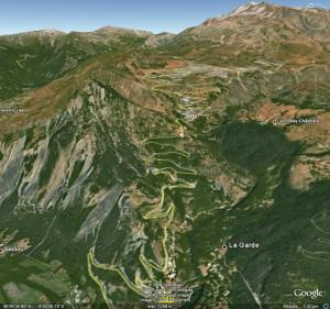 Les cols mythiques du tour de France_ col de l'alpe d'huez[1]