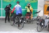 Cycling to Majvik