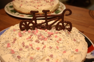 Wedding Cake of A&E